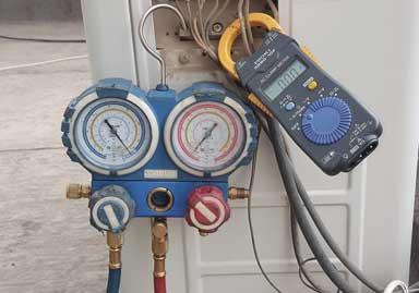 آموزش شارژگاز کولر گازی